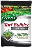 Scotts Turf Builder Lawn Food - Lawn Food with Moss Control Fertilizer, 10,000-Sq Ft