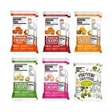 Shrewd Food Keto Protein Crisps VARIETY 12 PACK  ...