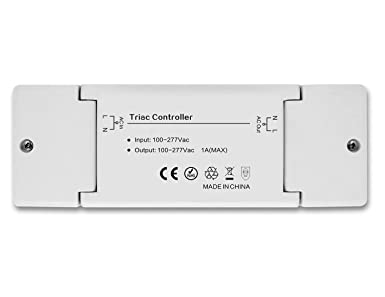 Variateur 230 V Zigbee Compatible Avec Philips Hue Osram Lightify Et Ikea Trådfri