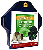 JT Eaton 904H Gold Key Rat Bait Station