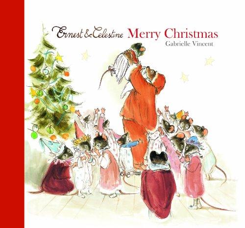 Merry Christmas (Ernest & Celestine)