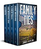 Family Ties Mystery Series Box Set: Christmas Mysteries 2019
