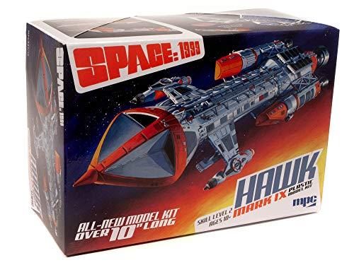 MPC-Space-1999-Hawk-Mk-IX-172-Scale-Model-Kit