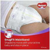 Huggies Little Movers Baby Diapers 3
