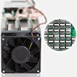 Bitmain Antminer S9 Bitcoin Miner, 0.098 J/GH Power Efficiency, 14TH/s