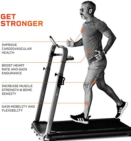 """LifePro Electrostride Compact Folding Treadmill 