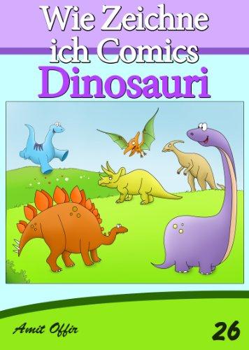 Disegno Per Bambini Come Disegnare Fumetti Dinosauri