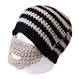 Product review of Free Fisher Unisex Knit Stubble Beard Beanie