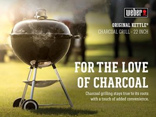 Weber-741001-Original-Kettle-22-Inch-Charcoal-Grill
