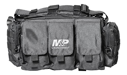 Smith & Wesson M&P Anarchy Bug Out Bag with Ballistic Fabric Construction, External Pockets and MOLLE for Emergency Prep, Disaster Survival and Shooting