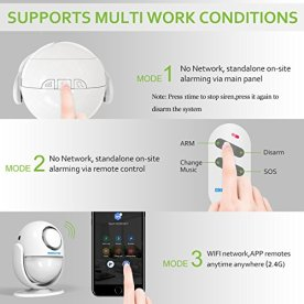 WP7-24Ghz-WiFi-Alarm-System-Wireless-with-APP-Push-Notification-Alexa-Linked-Home-Security-Automation-DIY-Alarm-Set-with-5-Door-Contacts-0-255s-Delay-Arm-No-Monthly-Fee-Expandable-8-Sensors