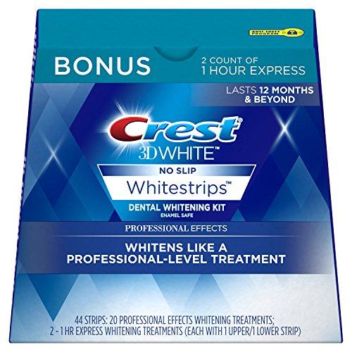 Crest 3D White Whitestrips Kit 22ct GO NOW!