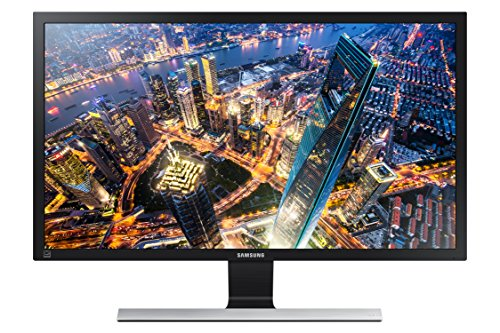 Samsung Electronics LU28E570DS/ZA 28' UHD 4K Led-Lit Monitor, Black