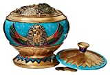 Design Toscano WU71781 Pharaohs Treasure Offering Vessel