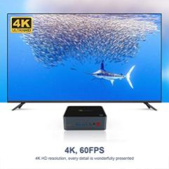 Mini-Pc-GK55-Intel-J41254C4T-4MB-Cache-Up-to-27GHz-8GB-LPDDR4-128GB-SSDSupports-4K60Hz-Dual-HDMI-Output-24G5G-WiFi25-HDD-ExtensionDual-Gigabit-Ethernet