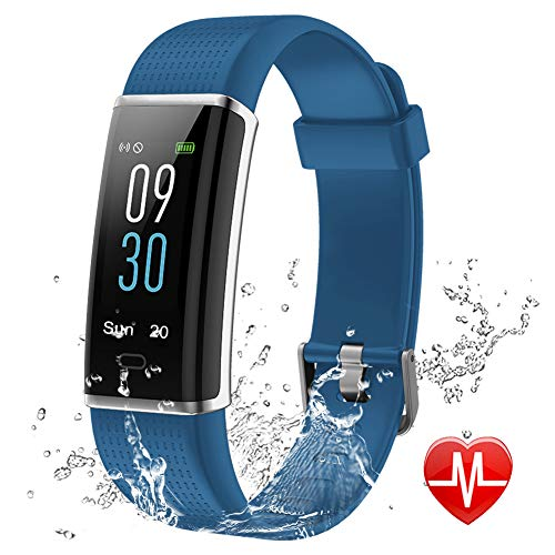 Lintelek Fitness Tracker Waterproof