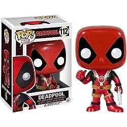 Pop! Marvel - deadpool (thumb up) # 112