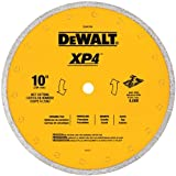 DEWALT DW4764 10-Inch by .060-Inch Premium XP4 Tile Blade Wet