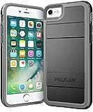 Pelican Protector iPhone 7 Case (Black/Gray)