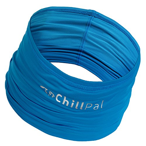 Chill Pal Multi Style Cooling Towel Band - 12 in 1 Multifunctional - Cool Neck Wrap