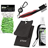 STIXX 33469#1 Golf Club Cleaning Kit