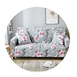 ZFADDS Elastic Slipcovers Sofa Removable All-Inclusive Couch Cover Sofa Cover Towel Armchairs Home Decor,Model 2,3 Seat (190-230Cm)