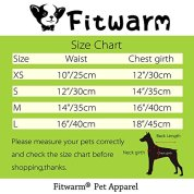 Fitwarm-Flowers-Pet-Clothes-for-Dog-Bikini-Swimsuit-Bathing-Dress-Cat-Pink