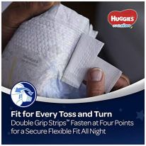 Huggies Overnites Nighttime Diapers 5