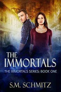 The Immortals by S.M. Schmitz