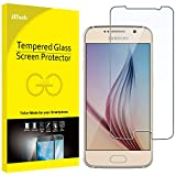 JETech Screen Protector Film for Samsung Galaxy S6, Tempered Glass Film