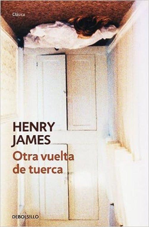 Resultado de imagen para Henry James Otra vuelta de tuerca