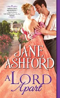 A Lord Apart (The Way to a Lord's Heart Book 2) by [Ashford, Jane]