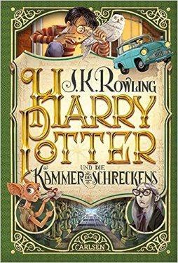 In Retrospect | Lesemonat Januar 2020 - Harry Potter und die Kammer des Schreckens