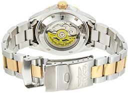 Invicta-Mens-8927OB-Pro-Diver-18k-Gold-Ion-Plated-and-Stainless-Steel-Watch-Two-ToneBlack