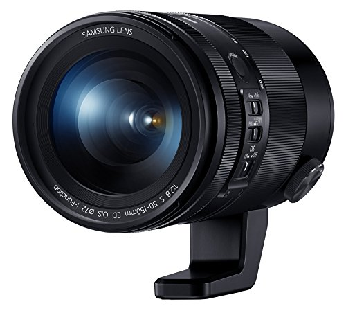 "Samsung NX 50-150mm f/2.8 ""S"" Series Zoom Camera Lens with OIS (Black)"
