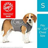 Comfort Zone Calming Vests for Dogs, for Thunder and Anxiety, Small (19-22' Chest)