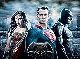 Buffalo Games - Batman v Superman - Dawn of Justice - Glow in the Dark 1000 Piece Jigsaw Puzzle