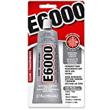E6000 230010 Craft Adhesive, 3.7 Fluid Ounces