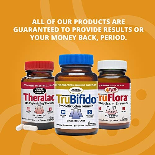 Master Supplements TruFiber (2 Pack) - 6.35 Ounces - Prebiotic Fiber to Help Boost Probiotic Growth, Supports Digestive Health, May Promote Weight Loss - Vegan, Gluten Free - 50 Servings 9