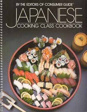 Japanese Cooking Class Cookbook