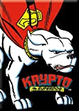 KRYPTO! the Superdog DC Comics Refrigerator Magnet