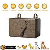 Yao yeow Outdoor - Ultrasound Anti Barking Device  (Brown) (a)
