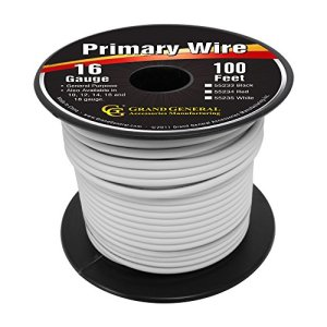 Grand General 16-Gauge Primary Wire