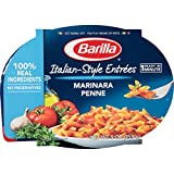 Barilla Italian-Style Entrees, Marinara Penne, 9 Ounce (Pack of 6)