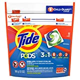 Tide PODS Original Scent HE Turbo Liquid Detergent Pacs, 16 count