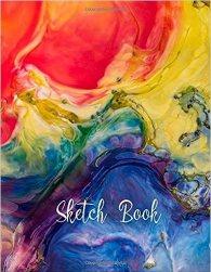 Personalized Artist Sketchbook