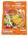 Por Kwan Satay Seasoning Mix 100g (Marinade Powder & Sauce Mix) - 3 Pack