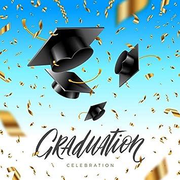 Amazon Com Baocicco 5x5ft Graduation Day Backdrop Trencher Cap Diploma Banners Confetti Photography Background Graduation Celebration Decor Prom Back To School Graduates Portrait Photo Studio Props Camera Photo
