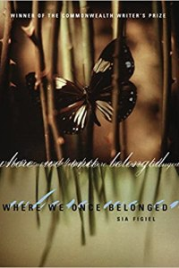 Where We Once Belonged Book Cover