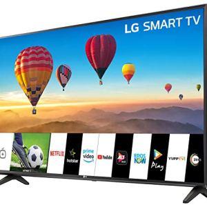 LG 80 cm (32 Inches) HD Ready Smart LED TV 32LM560BPTC (Dark Iron Gray) (2019 Model)
